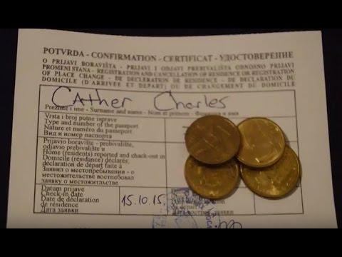 Serbian Travel Tips #5.... Police Registration