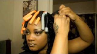 flexi rod tutorial part 2 finished look