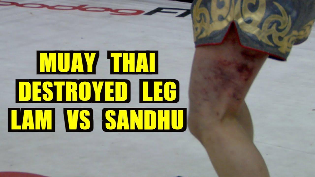 Kevin Lam VS Hasman Sandhu