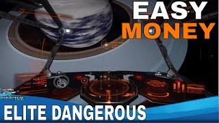 Elite Dangerous - How to make 14 million in 10 min & Live Gameplay!!!!