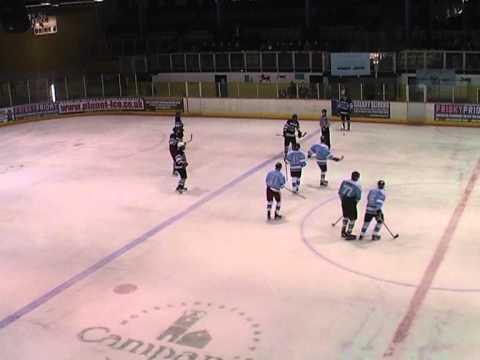 Oxford vs Cambridge Ice Hockey Varsity 2009 (Blues)