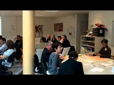 Aceos Video N° 1 Coworking Merignac AQUI WORK CENTER