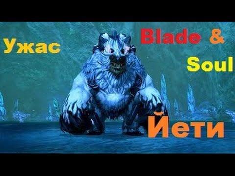 видео: blade & soul - гайд Как НЕ нужно фармить Йети