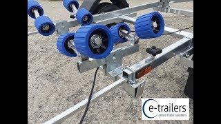 Gambar cover Extreme 750kg  Maxi Roller Boat Jet Ski Trailer