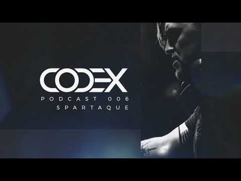 Codex Podcast 006 with Spartaque Le Rex, Toulouse, France