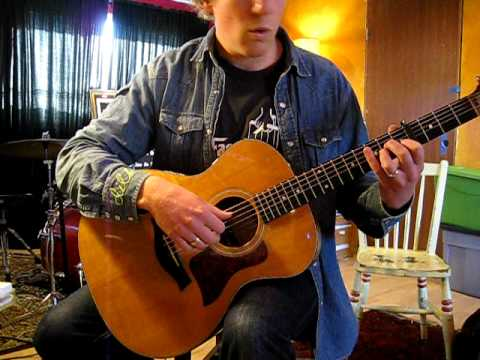 How to Play The Fray Heartless Guitar Less from Eric Branner