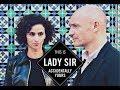 Capture de la vidéo Lady Sir - Gaëtan Roussel Et Rachida Brakni - Je Rêve D'ailleurs @ Bikini Toulouse 2017