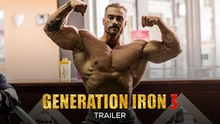 Generation Iron 3 - Official Trailer (HD) | Bodybuilding Movie