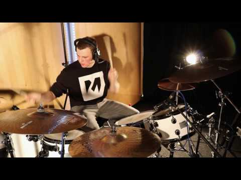 David Winter - RAYE - 'Shhh' (Drum Cover)