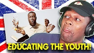 AMERICAN REACTS TO UK RAP | STORMZY - SOUNDS OF THE SKENG
