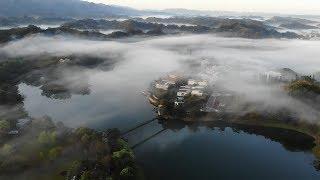 【明德水庫】空拍 Aerial Photography of Taiwan【Mingde Reservoir】