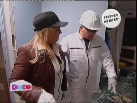 """Escaliers Ascenso - Passages dans l'émission télé Déco """"Une semaine pour tout changer"""""""