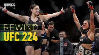 Rewind: UFC 224 Edition - MMA Fighting