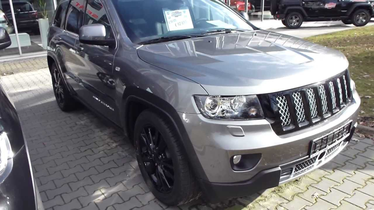 2013 jeep grand cherokee s limited 3.0 crd 2987 cm3 241 hp 202 km