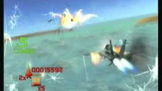 Hyper Fighters - Wii - gameplay (1st level)