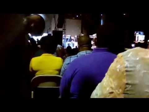 All The Way gospel concert. Ranny Williams Entertainment Center