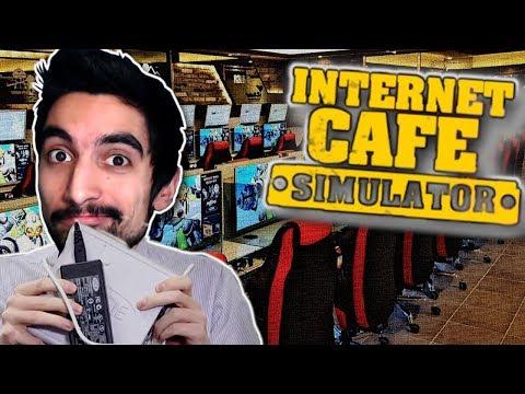 Χτίζοντας μια επιχείρηση - Internet Cafe Simulator