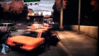 GTA IV Gameplay (PS3) - Hailing a Cab (HD) thumbnail