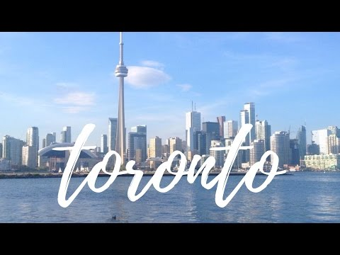 Tour Of Downtown Toronto