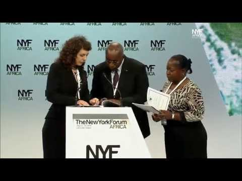 NYFA 2014 - Signature Ceremony [In English]