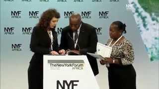 NYFA 2014 - Signature Ceremony [In English]