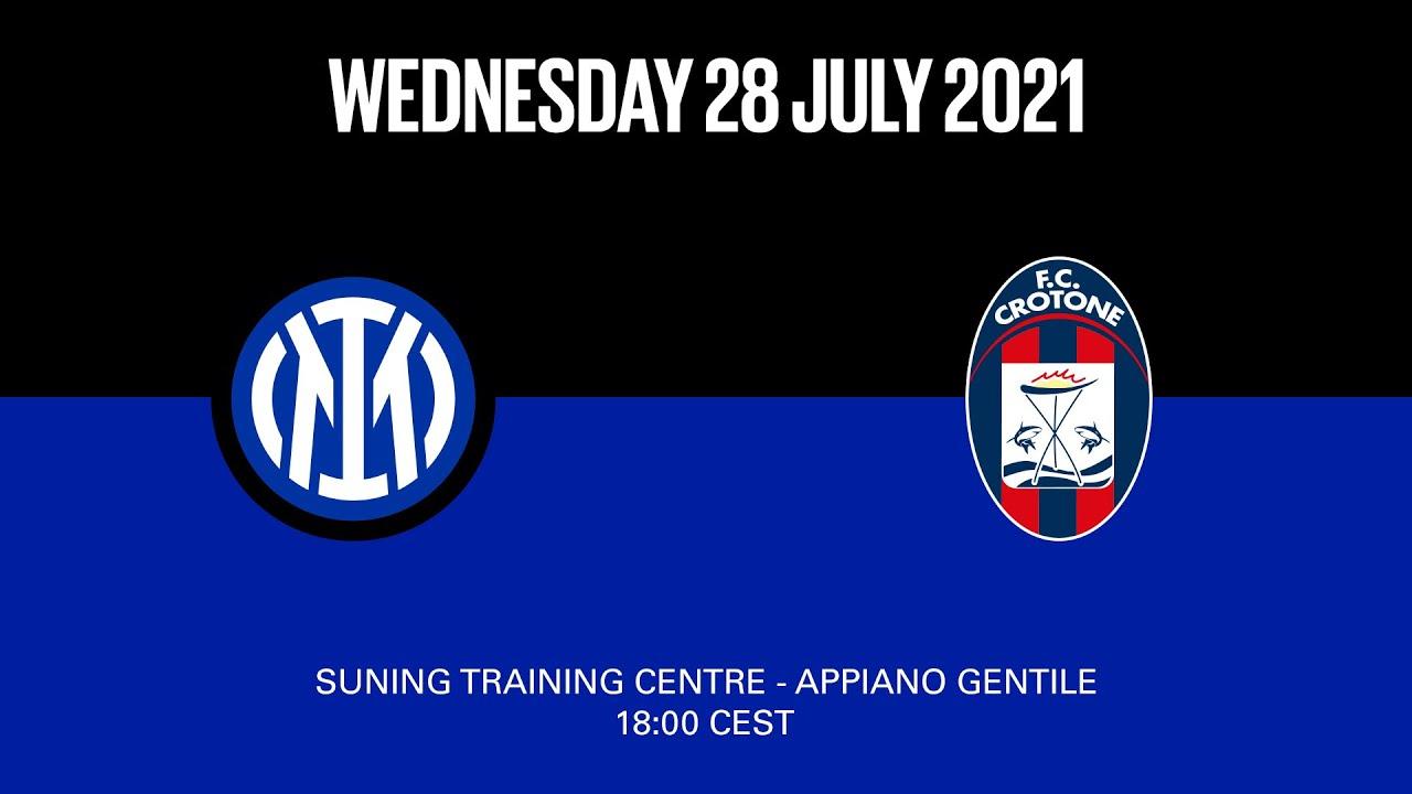 Full match: Inter Milan vs Crotone