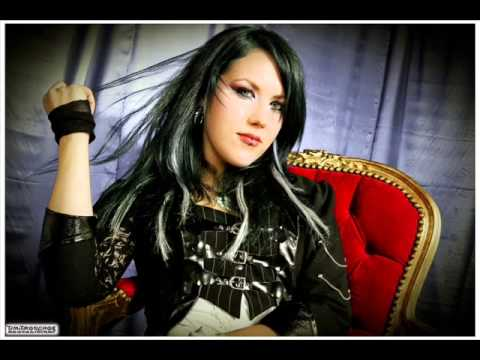 Top 10 Female Metal Hard Rock Singers Youtube