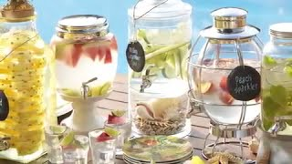 Summer Party Ideas for Creatively Filling Drink Dispensers   Pottery Barn thumbnail