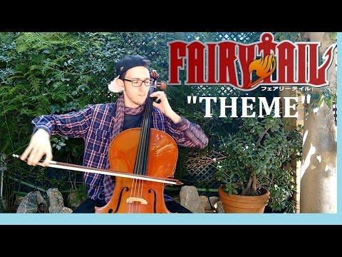 FAIRY TAIL - Main Theme: Cello version