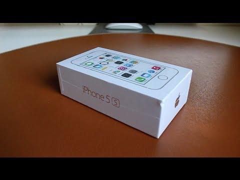 iPhone 5S | Contenido de la caja