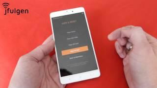 Xiaomi Mi Note - Restablecer datos de fabrica