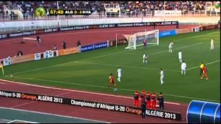 Algeria U20 - Ghana U20