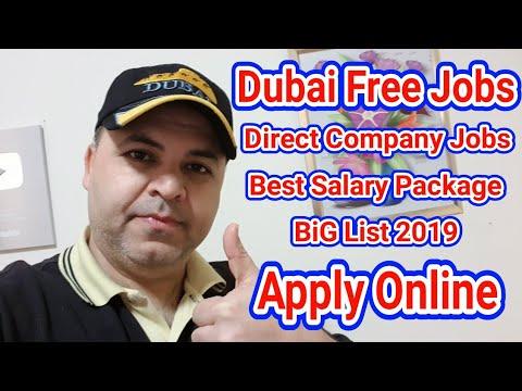 Dubai Direct Company Jobs | Best Jobs in Dubai | Apply Online