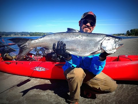 2016 Columbia River Kayak King Compilation: Pro-troll/Superbait Edition
