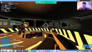 ROBLOX gameplay part 2- Phantom Forces