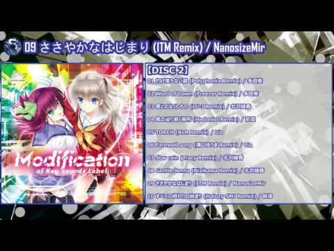 『Modification Of Key Sounds Label』 PV