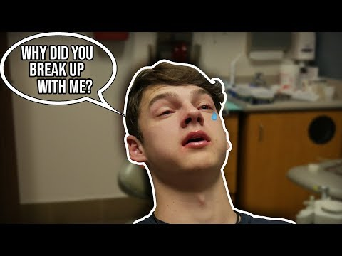 BOYFRIEND GETS WISDOM TEETH REMOVED (HILARIOUS)