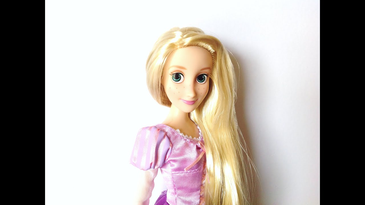 disney store classic film collection tangled rapunzel 2012 review youtube. Black Bedroom Furniture Sets. Home Design Ideas