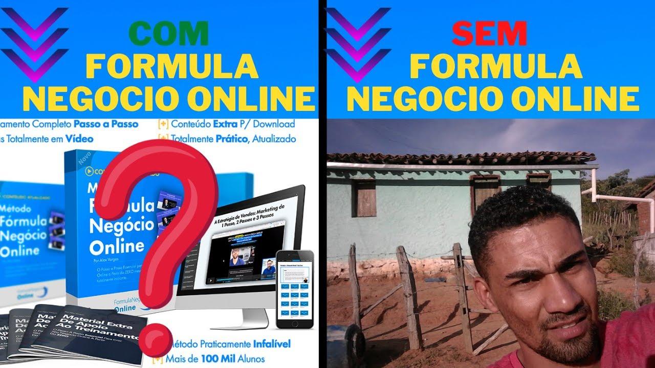 curso formula negócio online é bom
