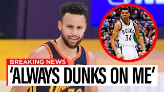 Why Giannis Antetokounmpo Is One Of The Most HATED Players On The Court!