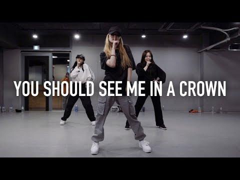 Billie Eilish - You Should See Me In A Crown / Yeji Kim Choreography