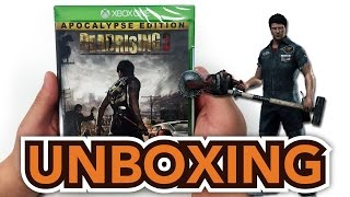 Dead Rising 3 Apocalypse Edition (Xbox One) Unboxing !!