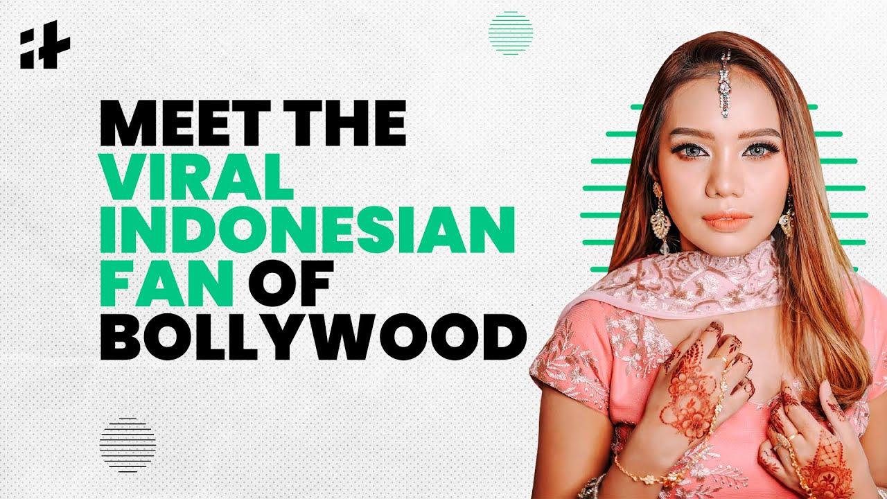 Download Meet Vina Fan The Viral Indonesian Fan Of Bollywood | Bole Chudiyan