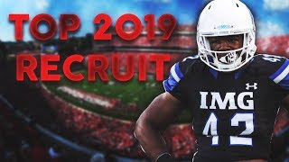 IS THE #1 FOOTBALL PLAYER IN THE NATION REALLY THAT GOOD?? NOLAN SMITH TOP 2019 RECRUIT! 🔥🙌🏼