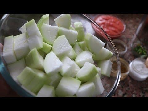 -lauki ki sabzi - Ghiya Sabji - Bottle gourd Recipe In Hindi