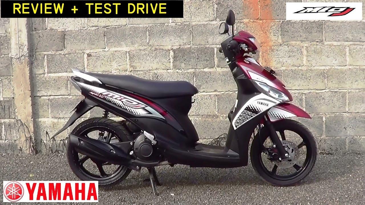 sängar mio test ~ yamaha mio j review + test drive  youtube