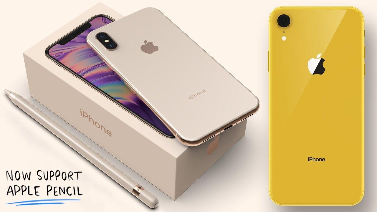 super popular c1072 dab59 2018 iPhone XR/XS Plus Leaks! Pre-order Date, Faster Charging & SE 2 Lives?