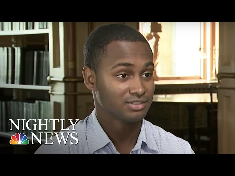 Paying Back The Unsung Heroes Of Georgetown University | NBC Nightly News