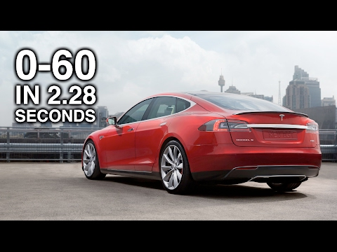 How Tesla Hit 60 MPH In 2.28 Seconds!