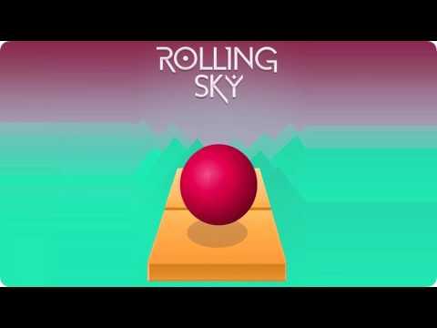 Rolling Sky Soundtrack level 9 (IX) (HQ) (Now level 12 E-labyrinth)